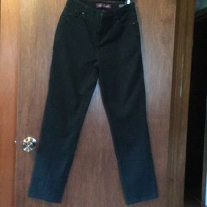 Emerald Green Jeans size 4 worn 5 times